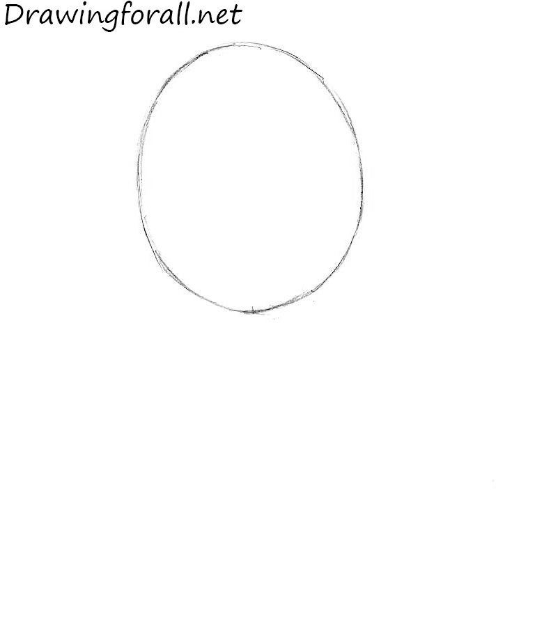how to draw a wineglass step by step