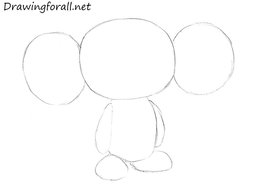 cheburashka drawings