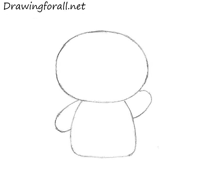 how to draw Hello Kitty for beginners