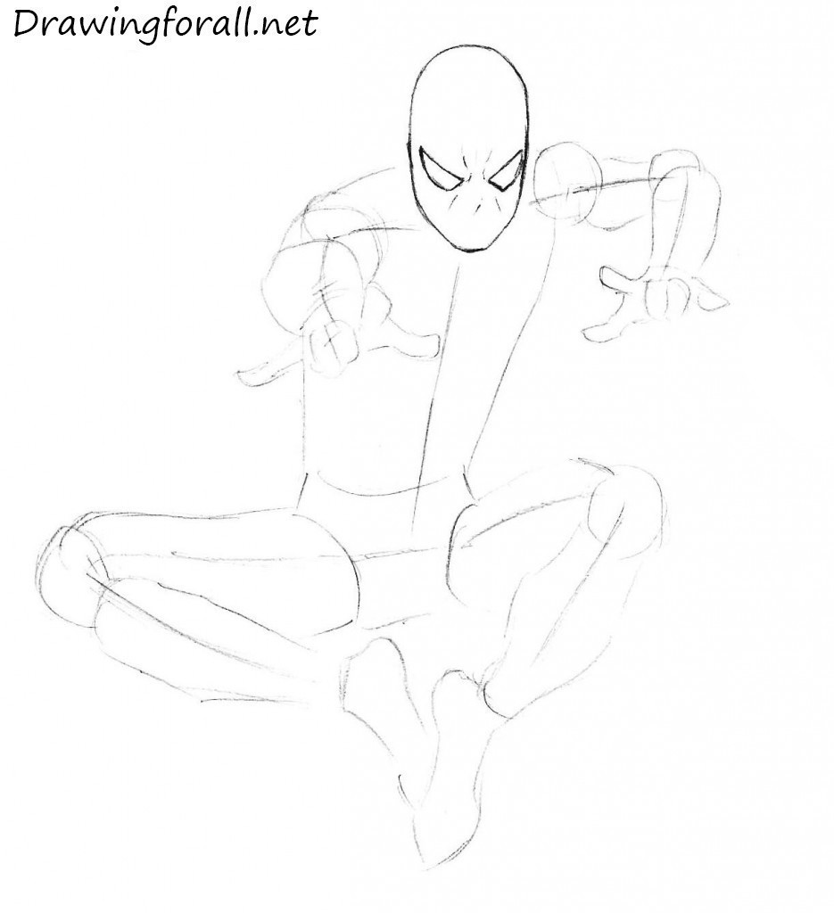 How to Draw comics hero
