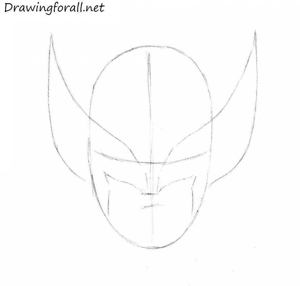 how to draw wolverine marvel way