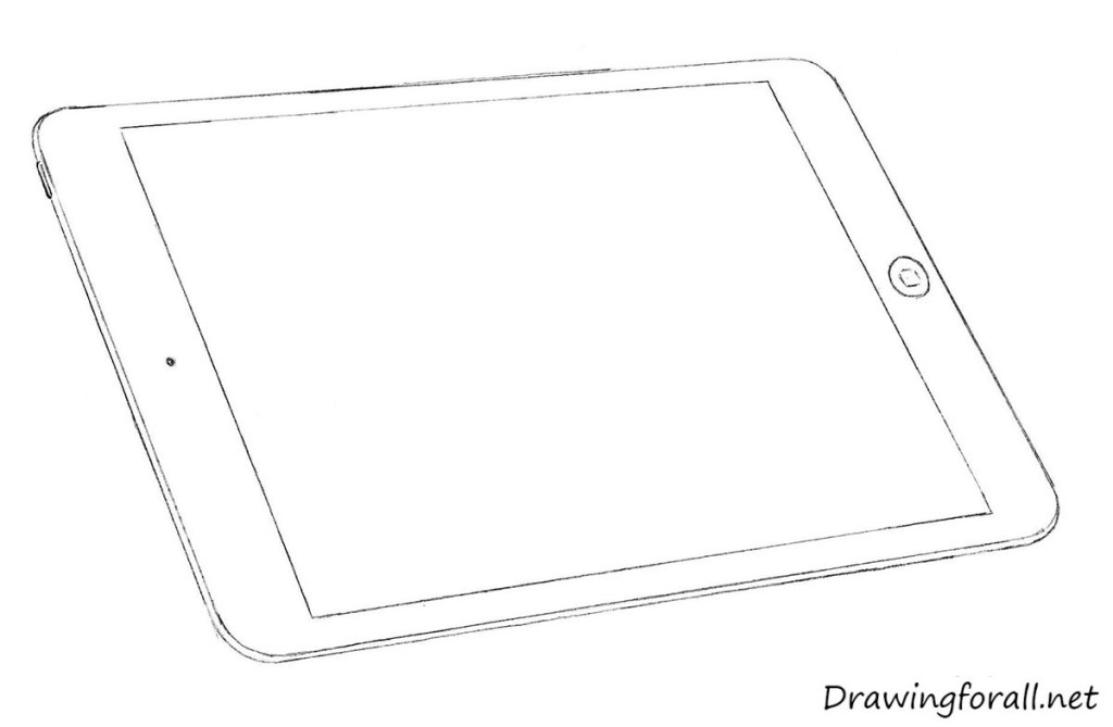 Drawing Smooth Lines In Photo With Tablet : How to draw an ipad drawingforall