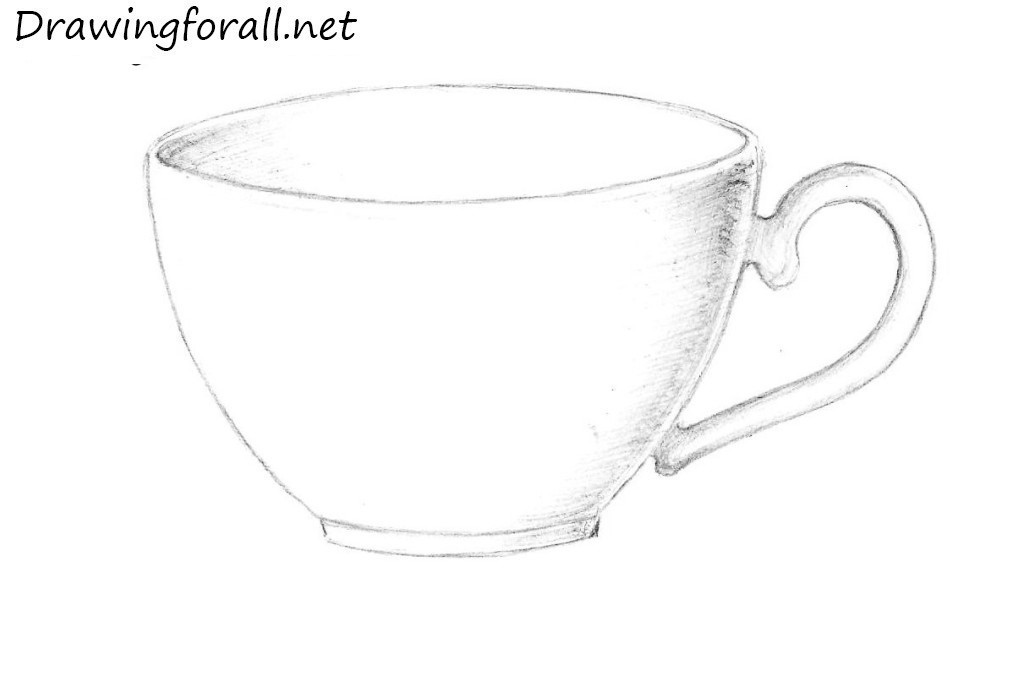 6 how to draw a cup