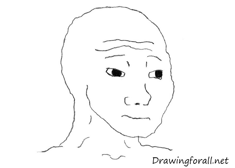 I Know That Feel Bro drawing