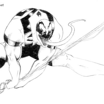 How to draw Antivenom step by step