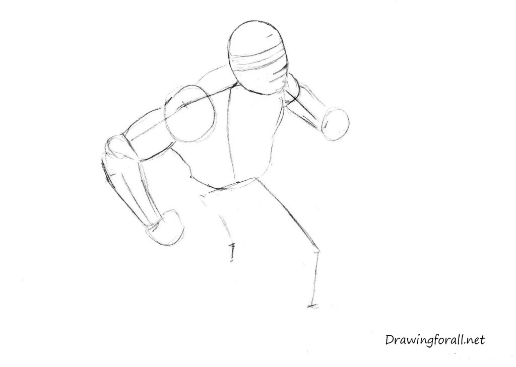 how to draw cyclops step by step
