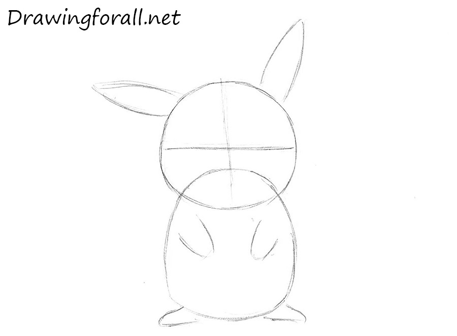 How To Draw A Pikachu Step By Step