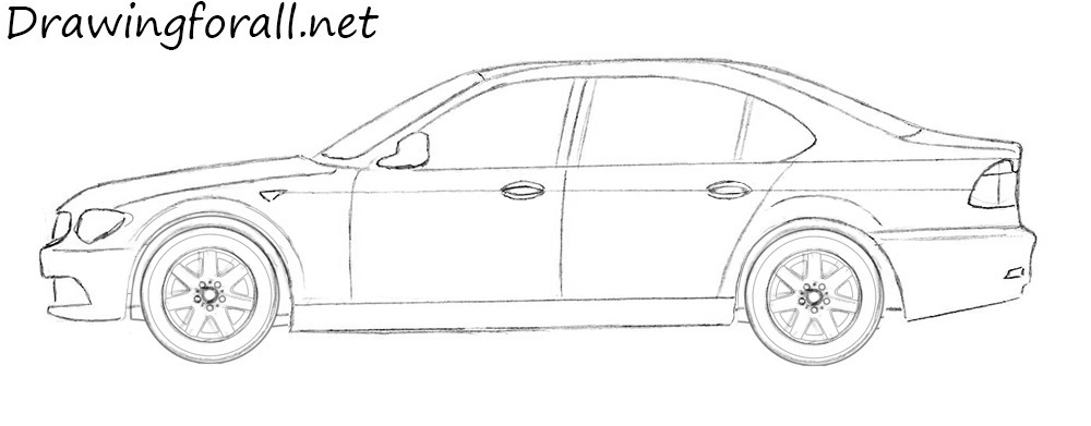 how to draw a car drawingforall net