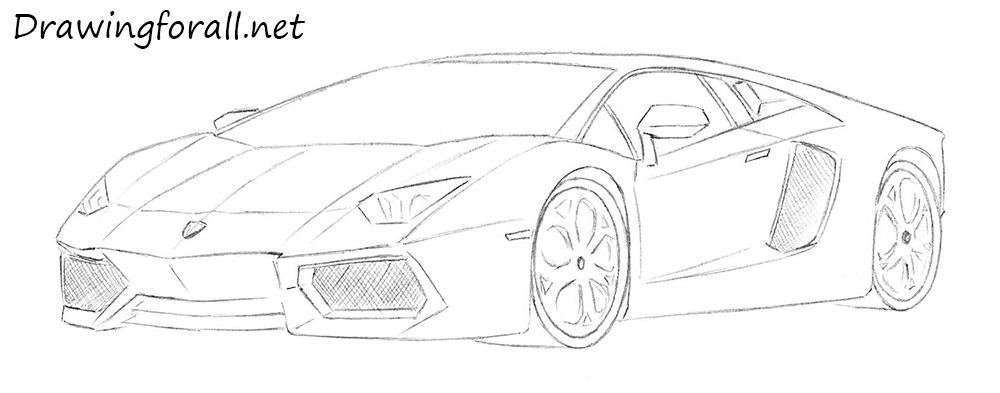 Drawings To Draw Lamborghini Pictures to Pin on Pinterest ...