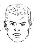 How to draw Mr. Fantastic