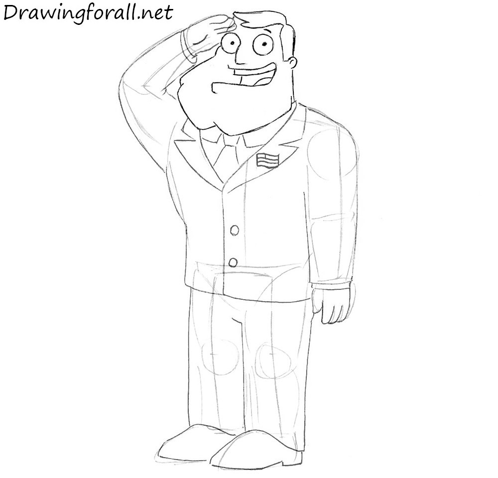 How to Draw Stan Smith