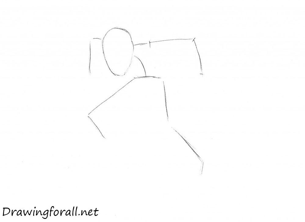how to draw hobgoblin