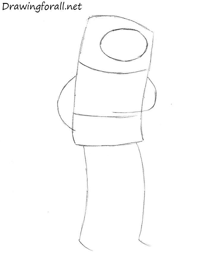 finn drawing