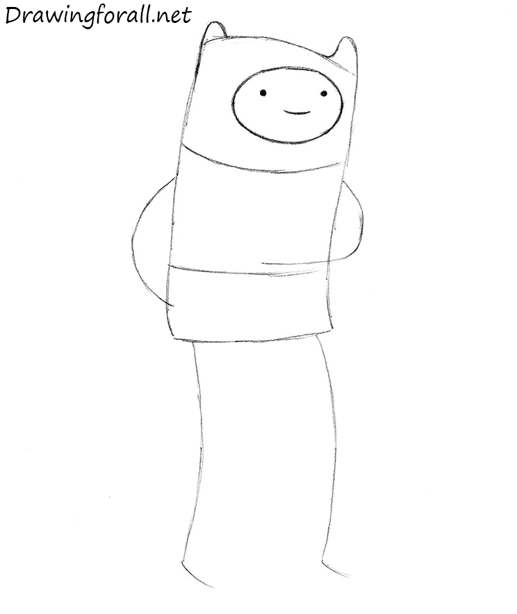 Adventure Times drawing