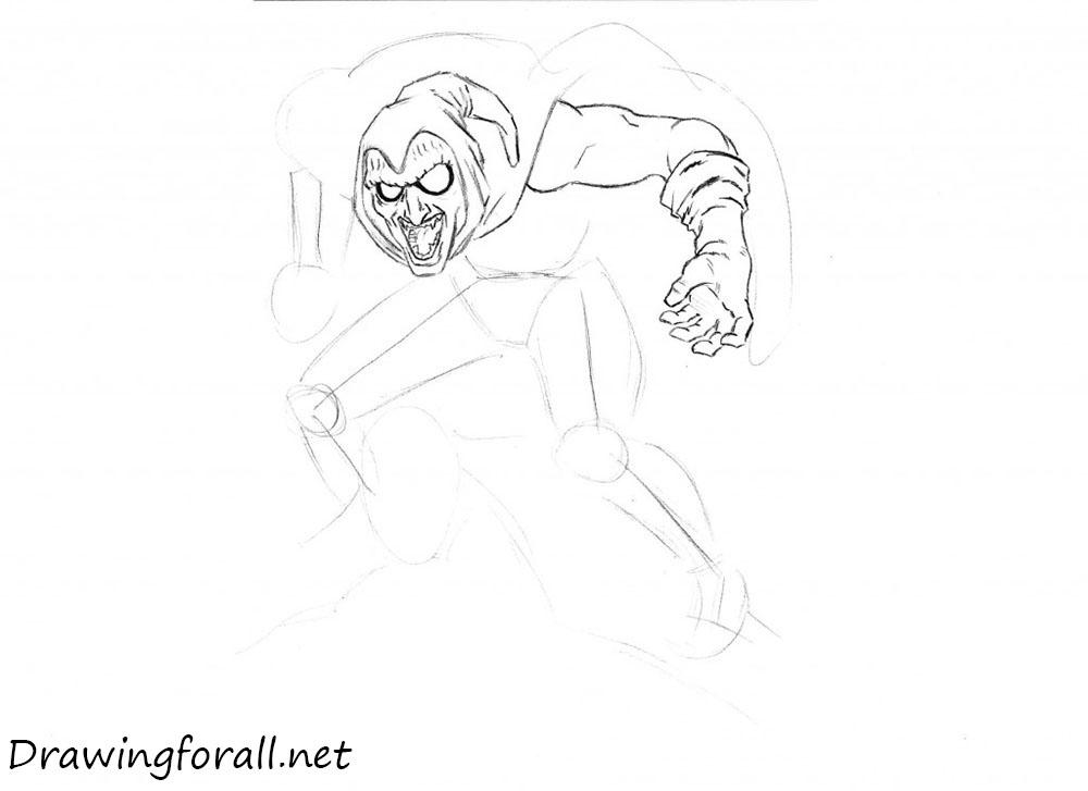 how to draw comics foe