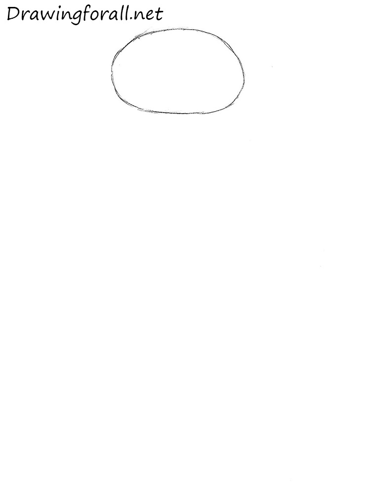 how to draw squidward