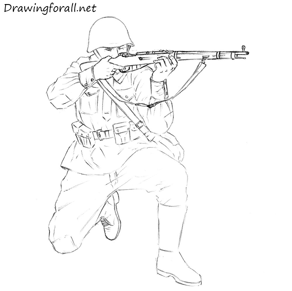 drawing mosin nagant