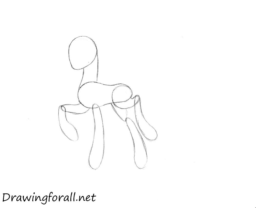 How to draw celestia 78