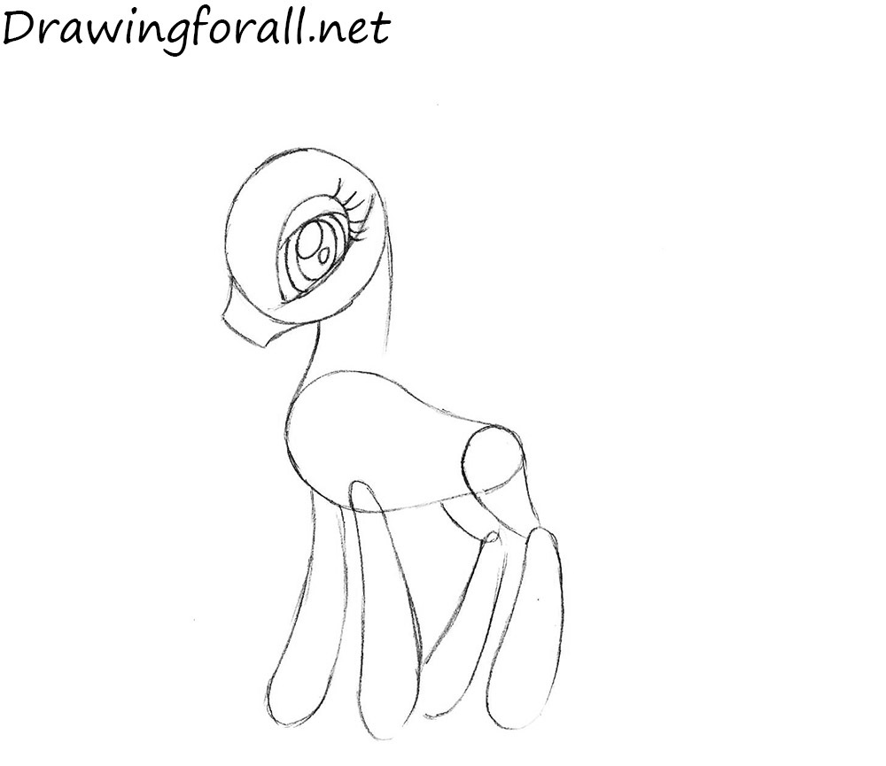 How to Draw Princess Luna step by step