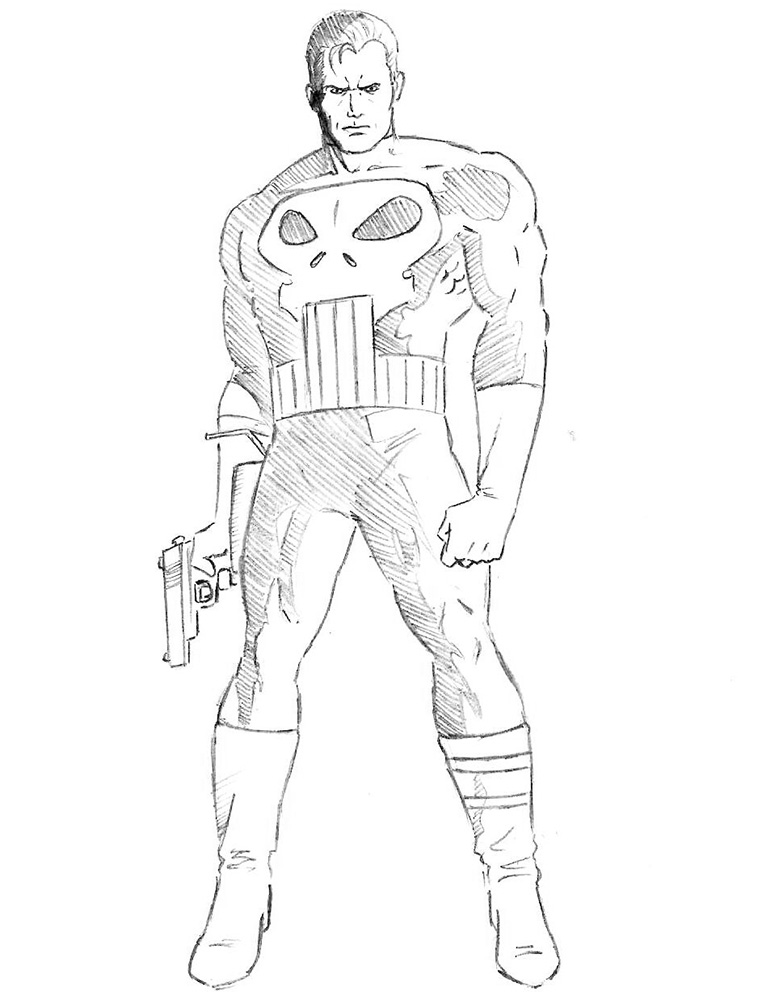 Punisher Marvel