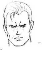 how to draw the punisher easy