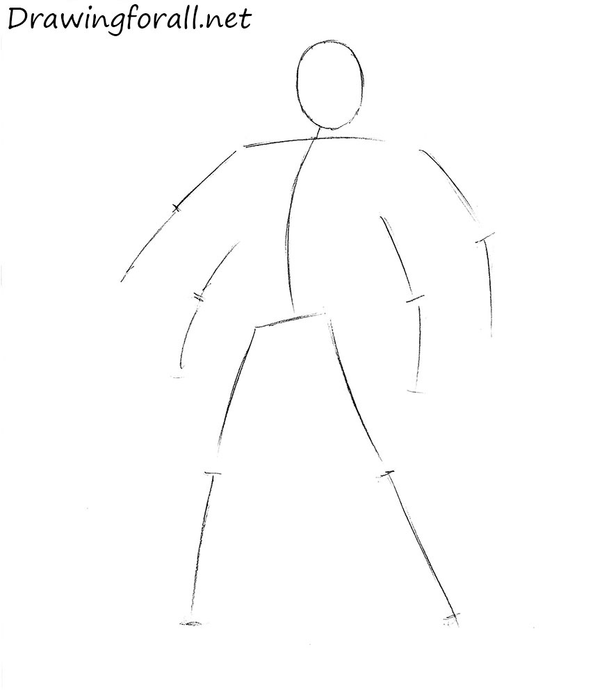 How to Draw Goro