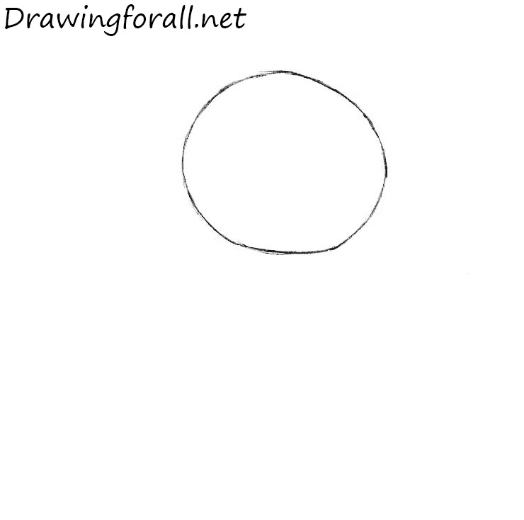 how to draw Tweety