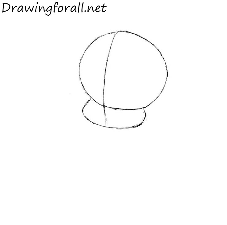 how to draw Tweety step by step