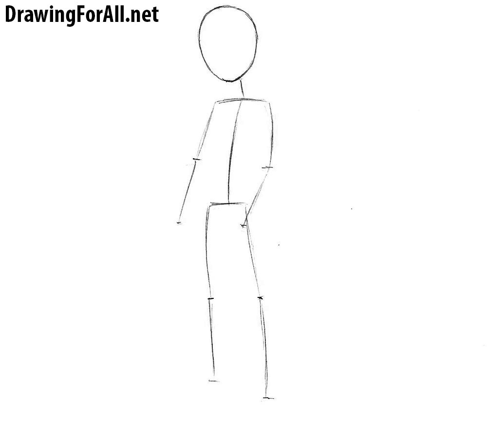 how to draw aang