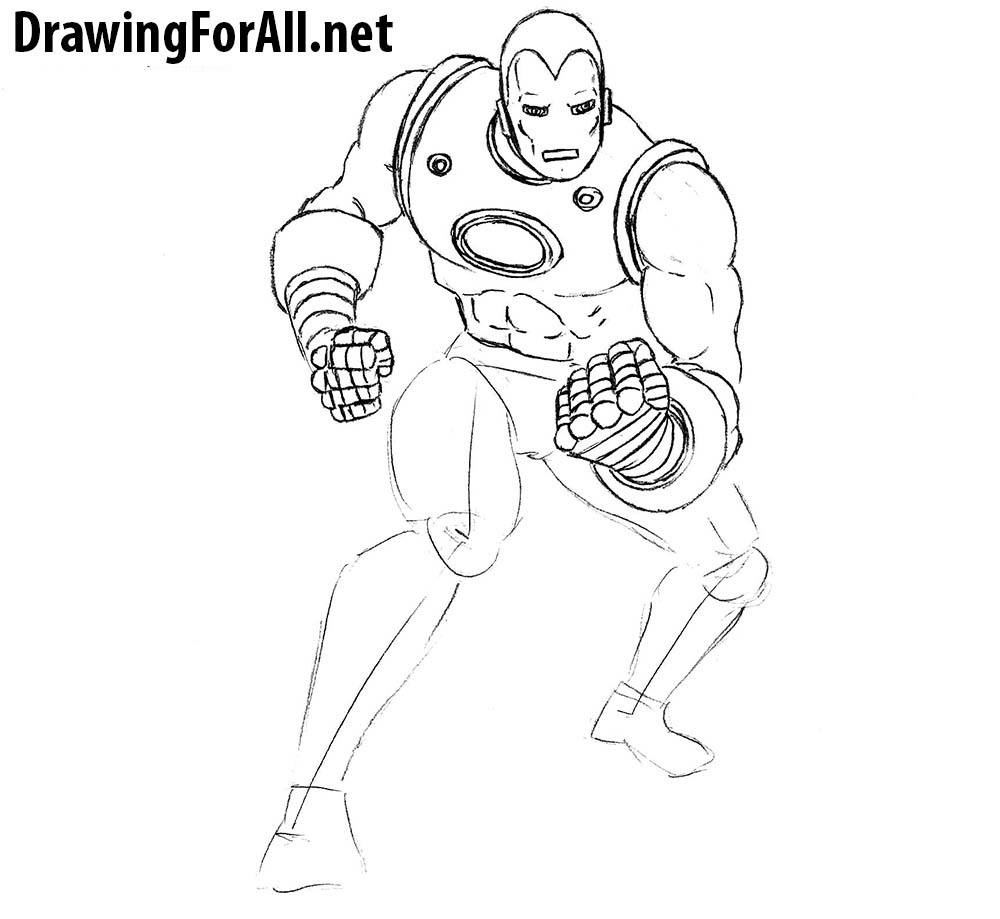 how to draw comics characters