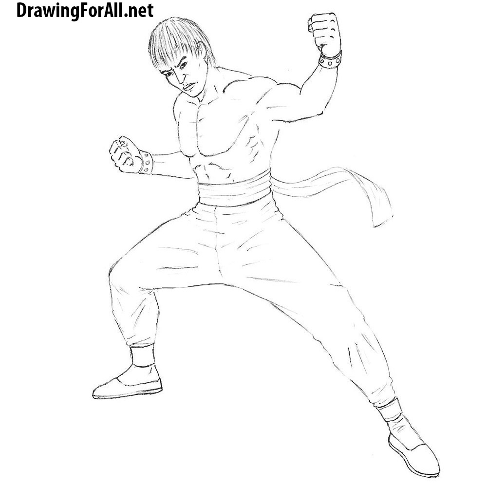 How to Draw Marshall Law