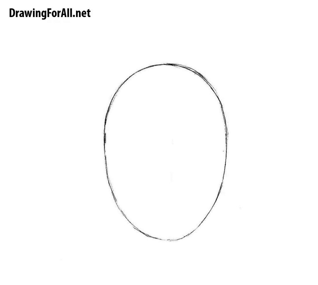 How to draw Eren Yeager step by step