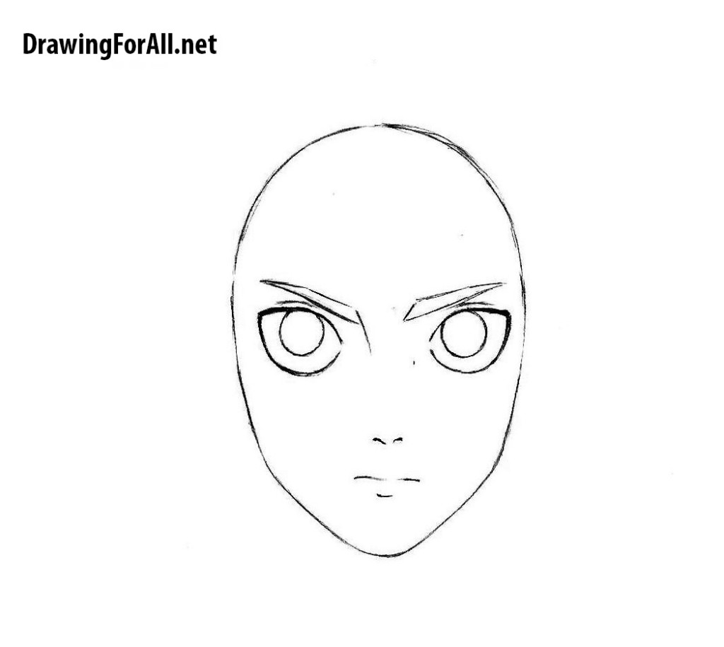 how to draw anime Attack on Titan step by step