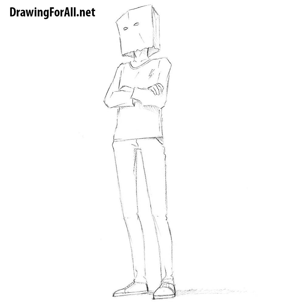 How to Draw B-Tard