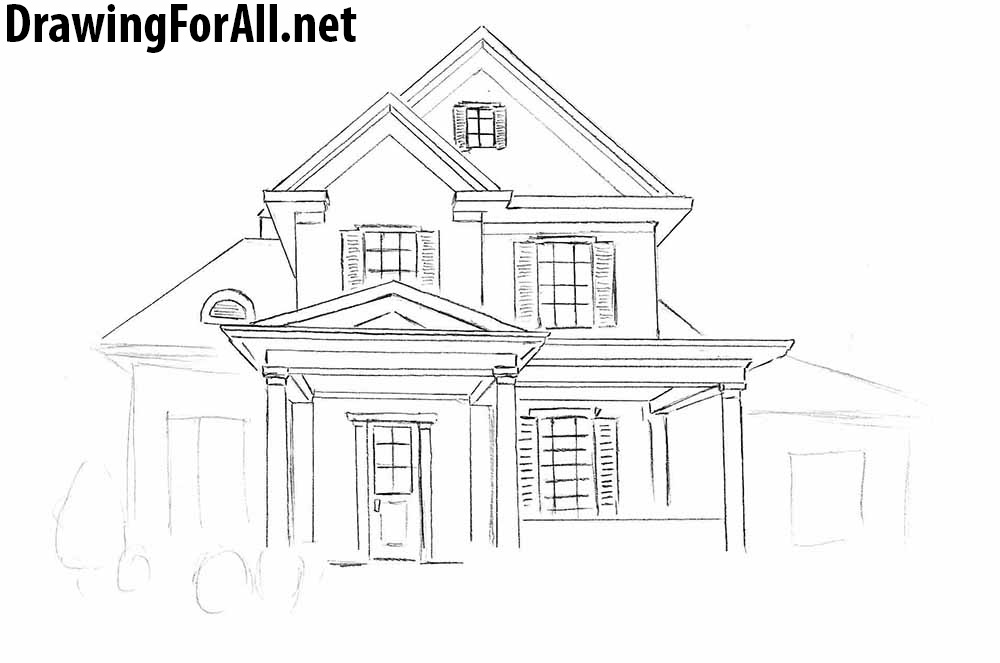 Drawing Property Lines In Revit : Architecture drawing for beginners buildings