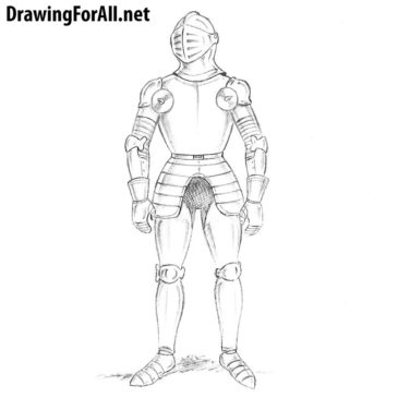 How to Draw Armor