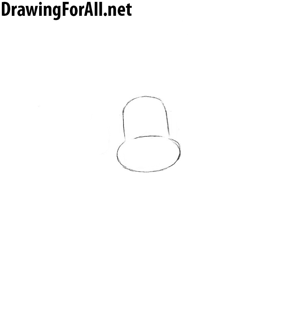 how to draw hank from blazing samurai