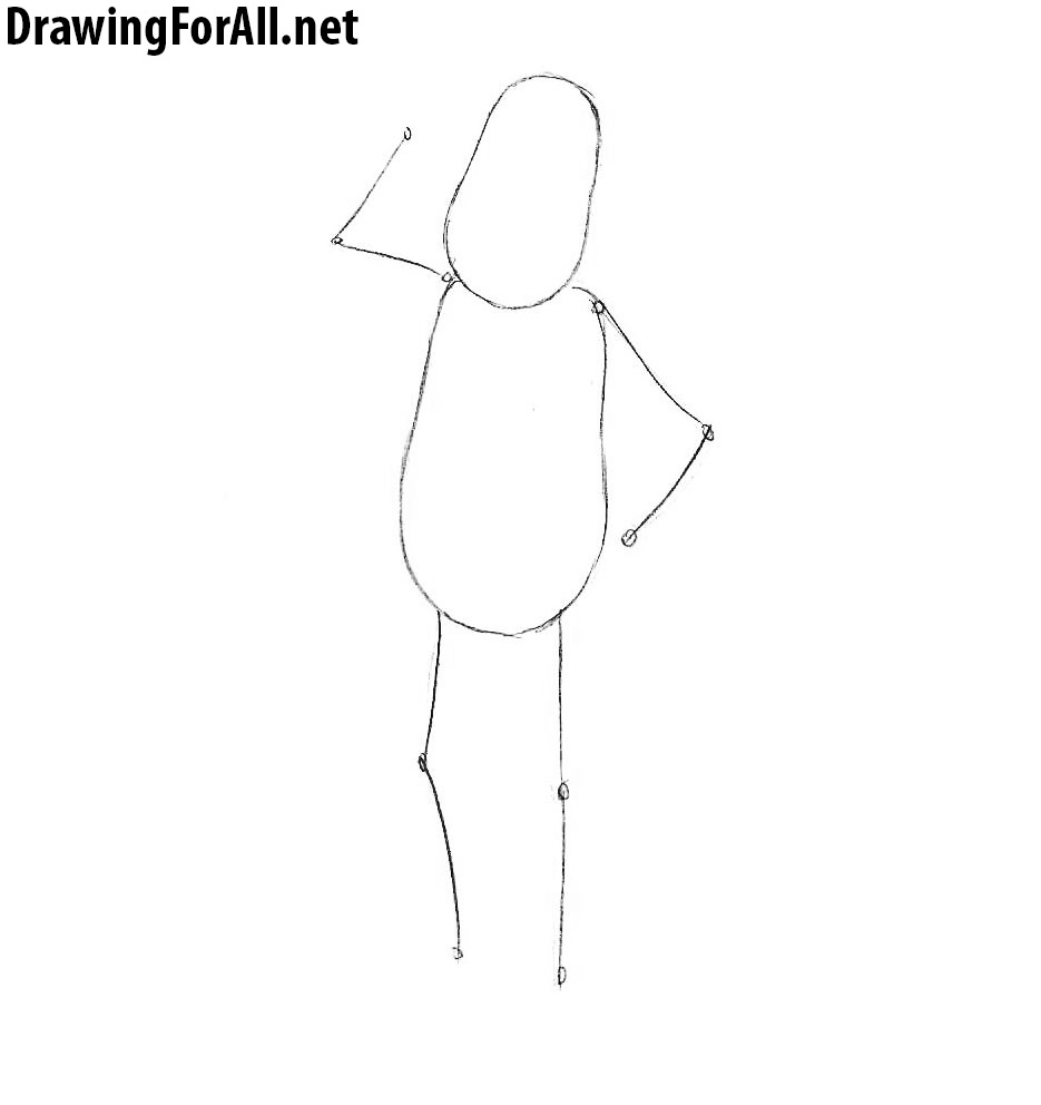 how to draw tadeo jones