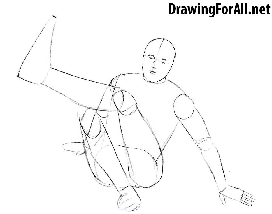 How to Football player