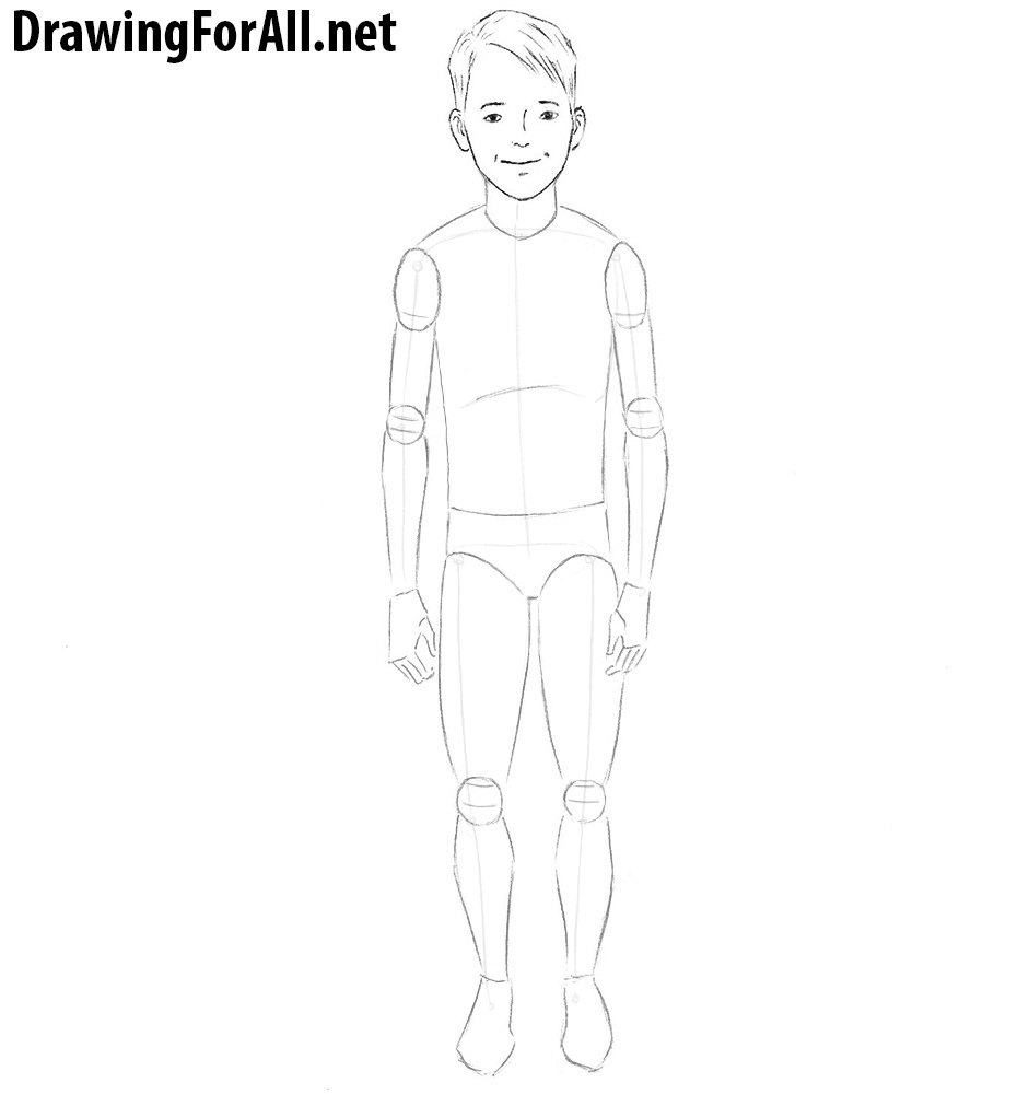 Draw a Boy