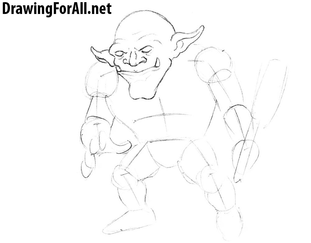 how to draw dnd