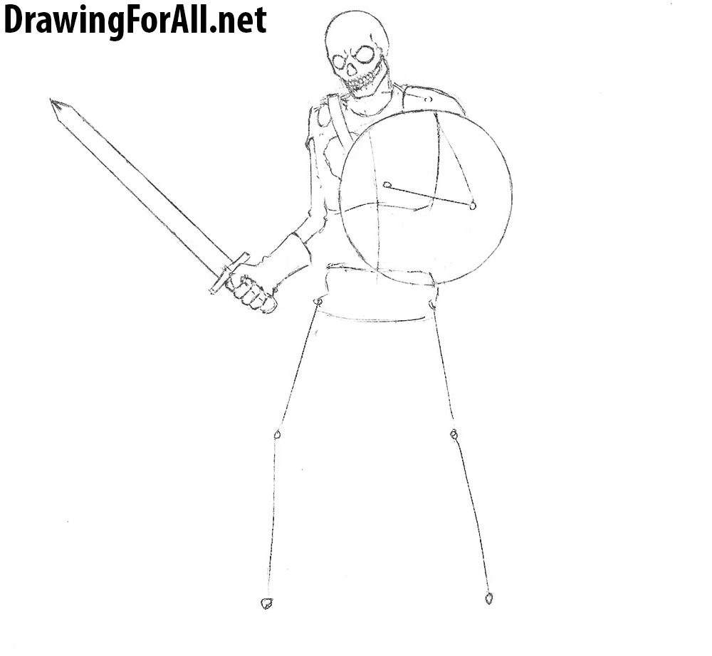 how to draw dungeons and dragons