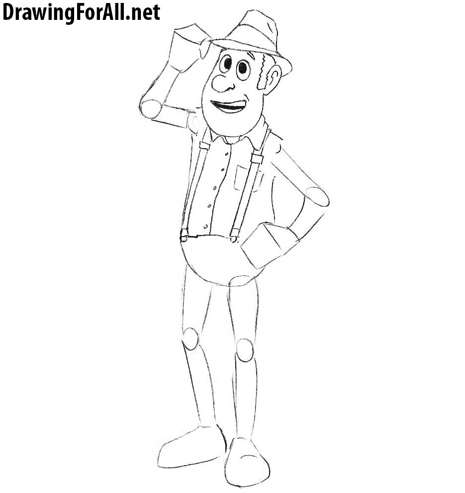 learn how to draw cartoons step by step