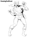 How to Draw Green Goblin