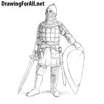How to Draw a Bogatyr