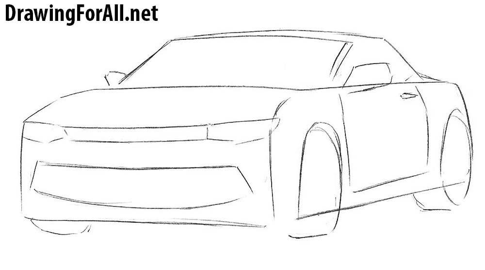 Camaro Drawings Images - Reverse Search