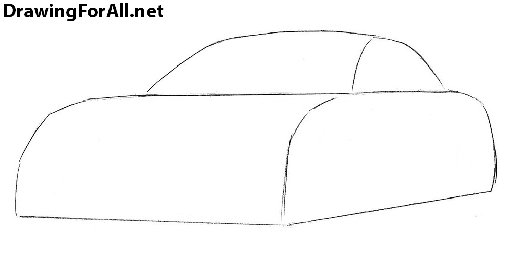 How to Draw a Porsche 911
