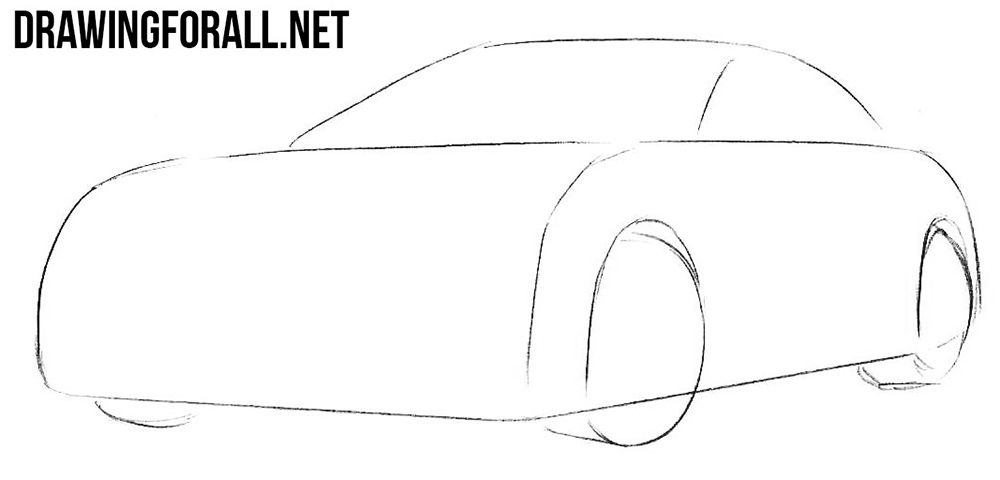 learn how to draw a maserati