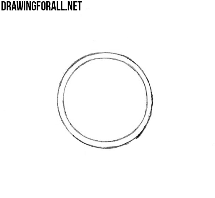 how to draw a watch