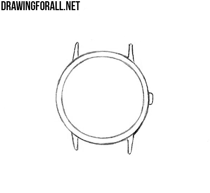 how to draw watches